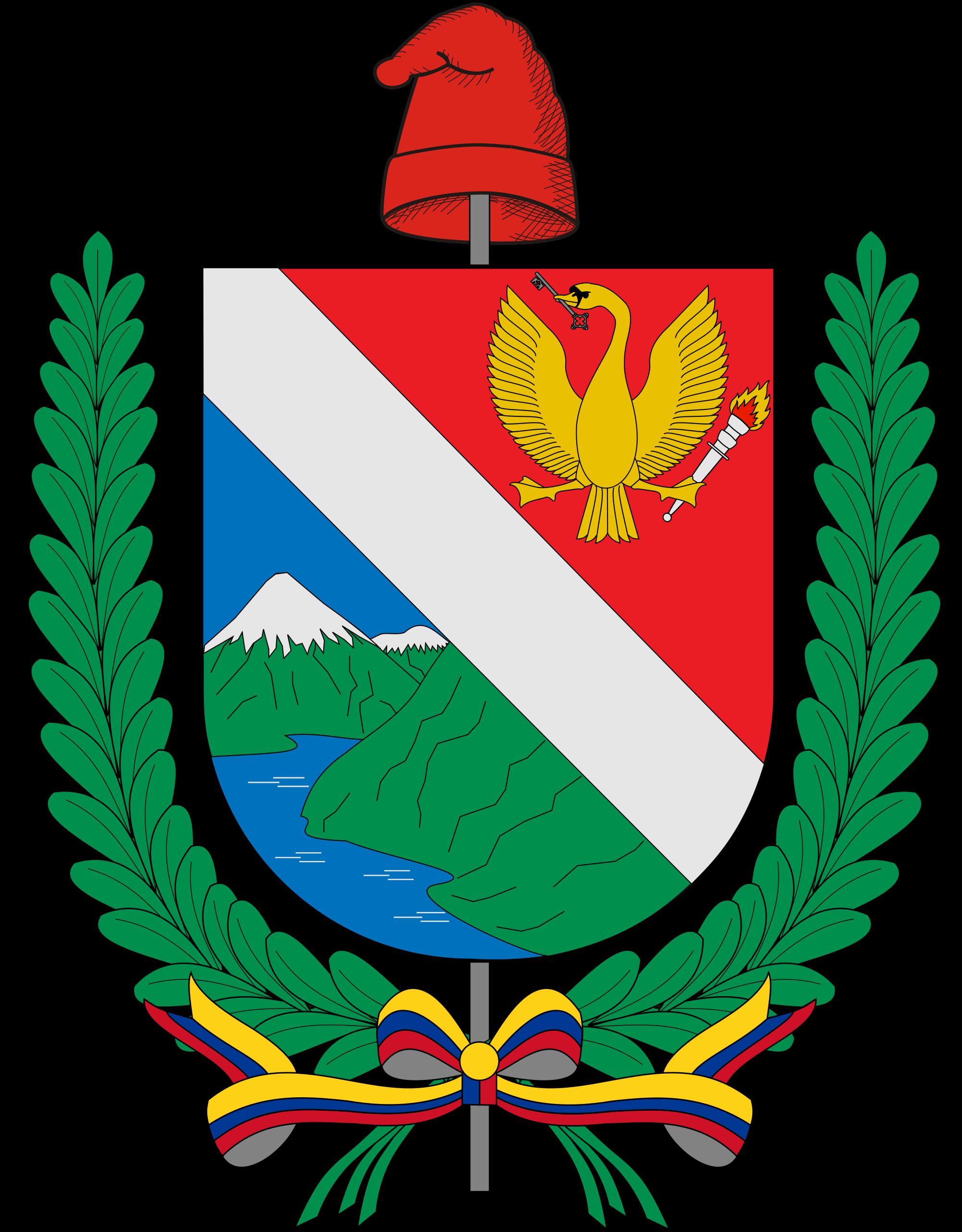 Bandera Del Tolima Colombia