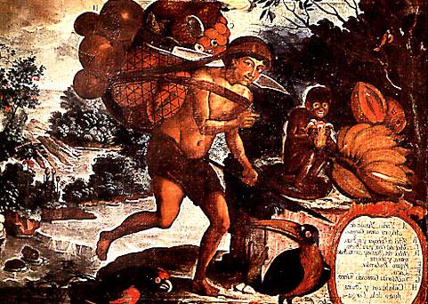 Hacia 1570 Se Calcula Una Poblacion De 800 000 Indigenas