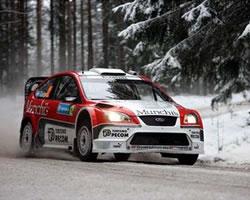 Munchi's Ford World Rally Team