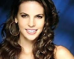 Natalia Navarro, una de las candidatas favoritas a Miss Universo - ImagenNoticia27779