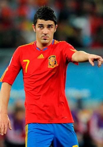 David Villa Ahora Queremos M S Mundial De F Tbol